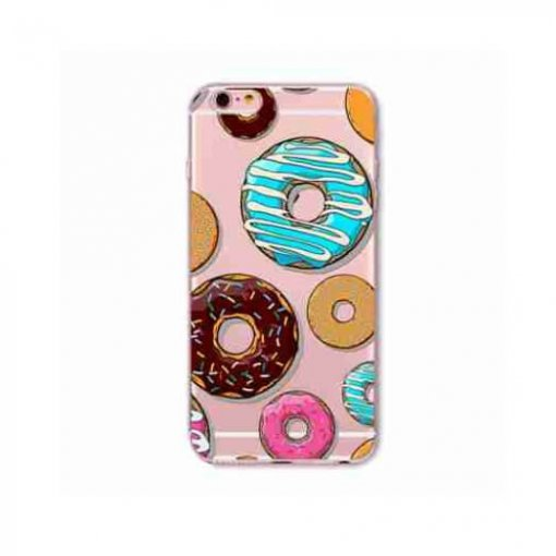 Donuts iPhone hoesje