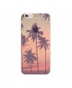 Palmboom iPhone hoesje